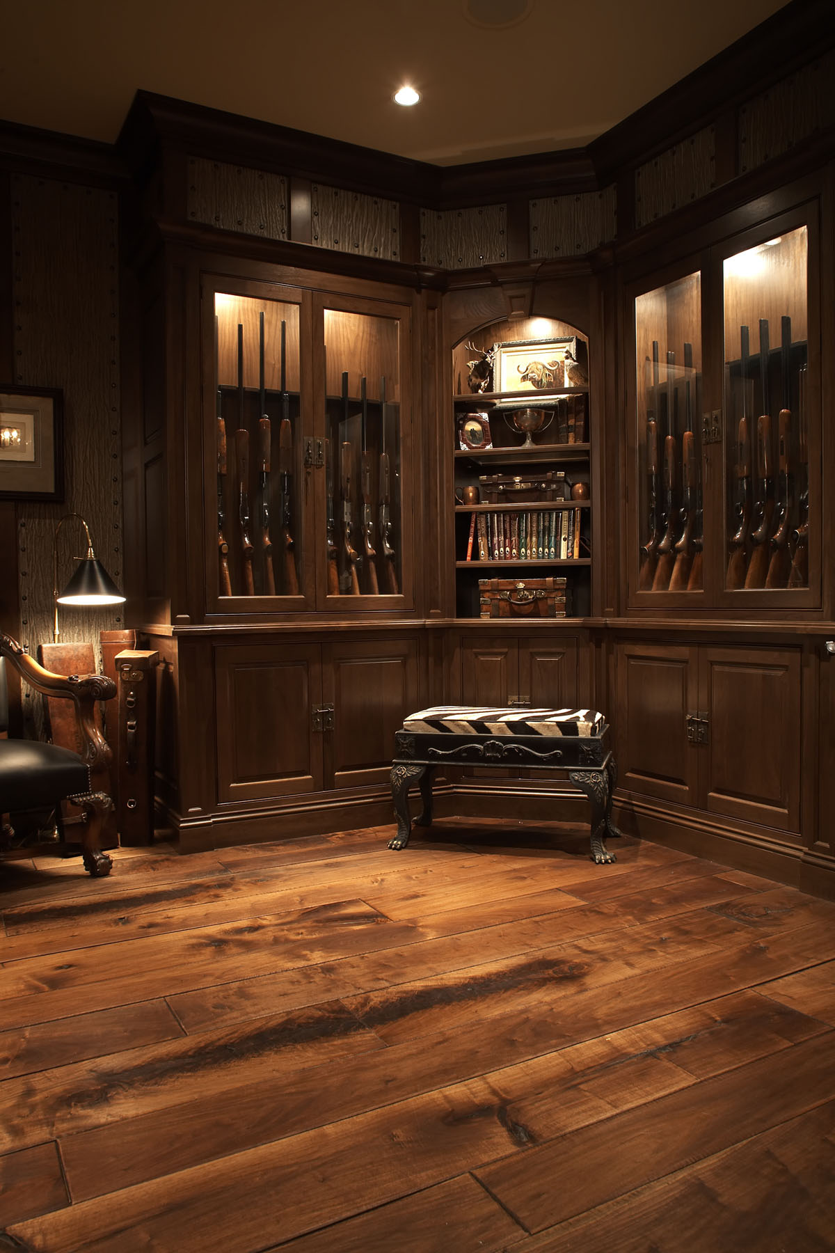 1000 Images About Home Gun Rooms On Pinterest