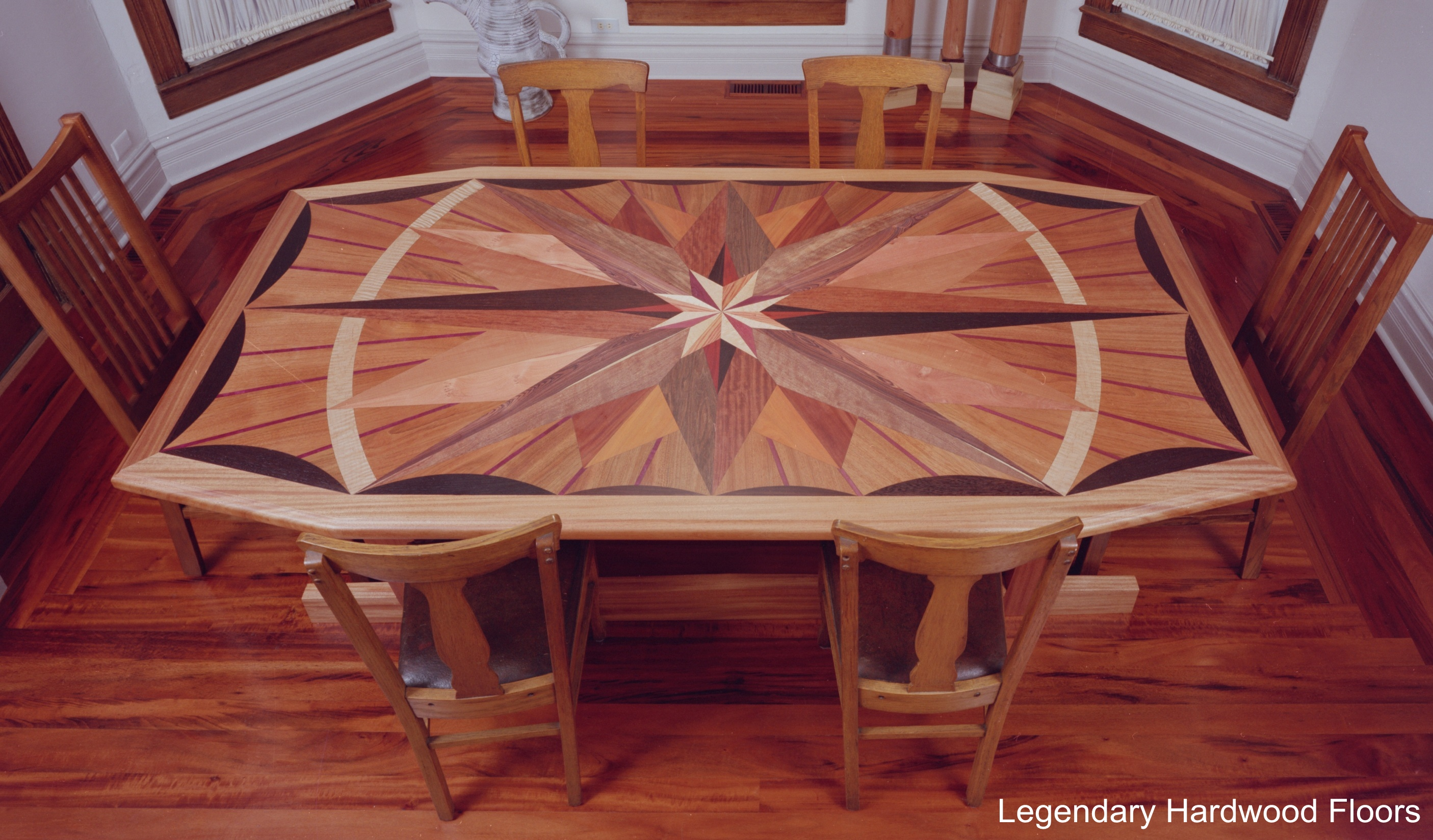 Tables Legendary Hardwood Floors Llc